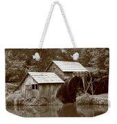 Mabry Mill - Blue Ridge Mountains Weekender Tote Bag