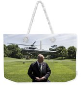 Marine One Weekender Tote Bag