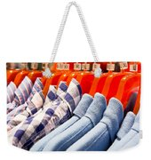 Men's Shirts Weekender Tote Bag