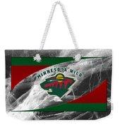 Minnesota Wild Weekender Tote Bag