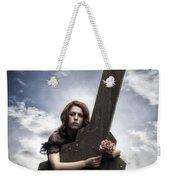 Mourning Weekender Tote Bag
