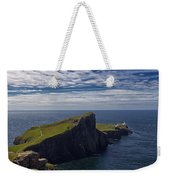 Neist Point Lighthouse Weekender Tote Bag