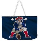 New England Patriots Uniform Weekender Tote Bag