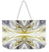 Nonstop Apple Blossom Abstract Weekender Tote Bag