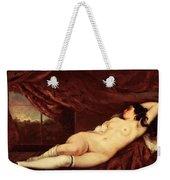 Nude Art Weekender Tote Bag