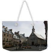 Old Town Quebec - Canada Weekender Tote Bag