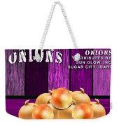 Orange Farm Weekender Tote Bag