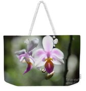 Orchids Dance Weekender Tote Bag