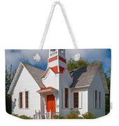Oysterville Church Weekender Tote Bag