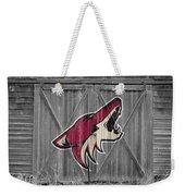 Phoenix Coyotes Weekender Tote Bag