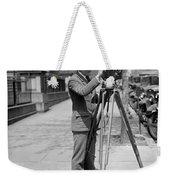 Photographer, C1915 Weekender Tote Bag