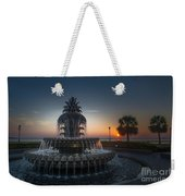 Charleston Sunrise  Weekender Tote Bag