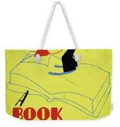 Poster Books, C1938 Weekender Tote Bag
