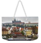 Prague Weekender Tote Bag