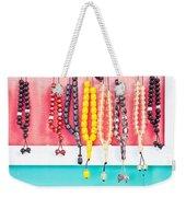 Prayer Beads Weekender Tote Bag