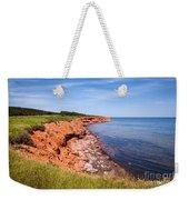 Prince Edward Island Coastline Weekender Tote Bag