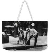 Prohibition, 1920s Weekender Tote Bag