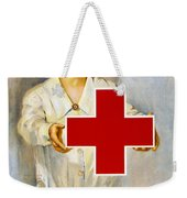 Red Cross Poster, C1917 Weekender Tote Bag