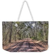 Road To Angel Oak Weekender Tote Bag
