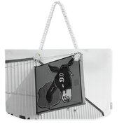 Route 66 - Mule Trading Post Weekender Tote Bag