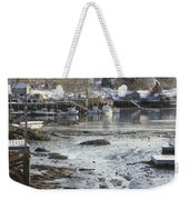 South Bristol On The Coast Of Maine Weekender Tote Bag by Keith Webber Jr