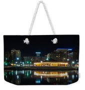 Spokane Washingon Downtown Streets And Architecture Weekender Tote Bag
