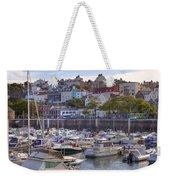 St Peter Port - Guernsey Weekender Tote Bag