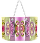 Star Elite Abstract Weekender Tote Bag