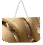 Street Cars  Fenders Weekender Tote Bag