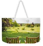 Summer Relaxing Weekender Tote Bag