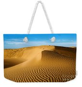 Sunrise At Oceano Sand Dunes Weekender Tote Bag