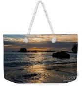 Sunset At Pismo Beach Weekender Tote Bag
