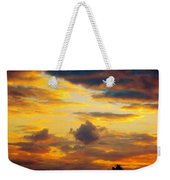 Sunset Sky By Artist Nature Weekender Tote Bag