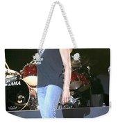 Tesla - Jeff Keith Weekender Tote Bag