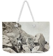 Texas Cowboys, C1908 Weekender Tote Bag