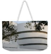 The Guggenheim Weekender Tote Bag