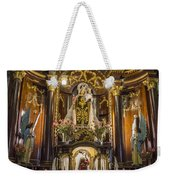 The Monastery Of San Francisco -  Lima Peru Weekender Tote Bag