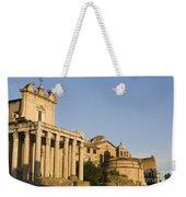The Roman Forum Weekender Tote Bag
