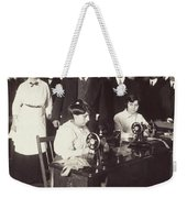 Theodore Roosevelt (1858-1919) Weekender Tote Bag