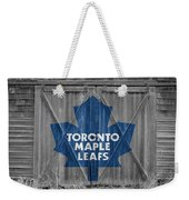 Toronto Maple Leafs Weekender Tote Bag