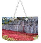 Tower Of London Poppies Weekender Tote Bag
