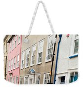 Town Houses Weekender Tote Bag by Tom Gowanlock
