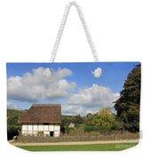 Traditional Cottage Sussex Uk Weekender Tote Bag
