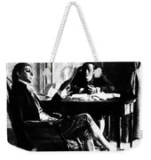 Treaty Of Paris, 1783 Weekender Tote Bag