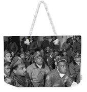 Tuskegee Airmen, 1945 Weekender Tote Bag by Granger
