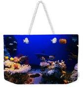 Underwater Scene Weekender Tote Bag