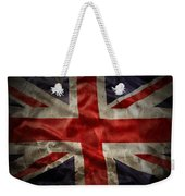 Union Jack  Weekender Tote Bag