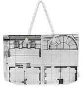 University Of Virginia Weekender Tote Bag