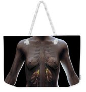 Urinary System Female Weekender Tote Bag