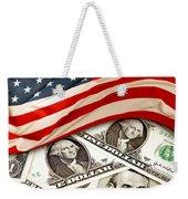 Usa Finance Weekender Tote Bag